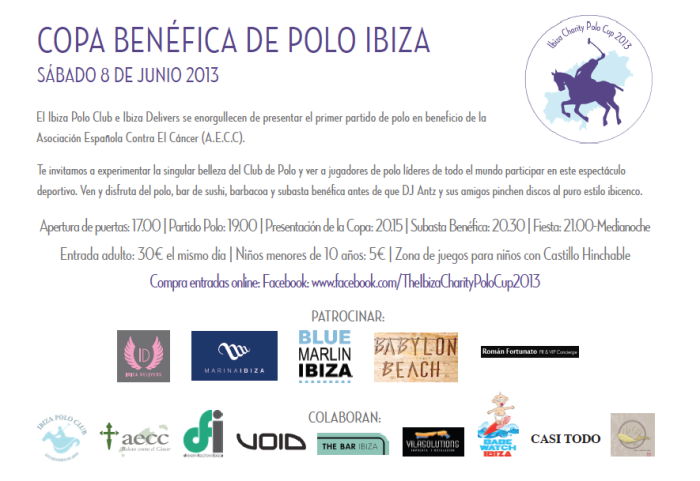 Ibiza charity polo cup_flyer_Spanish