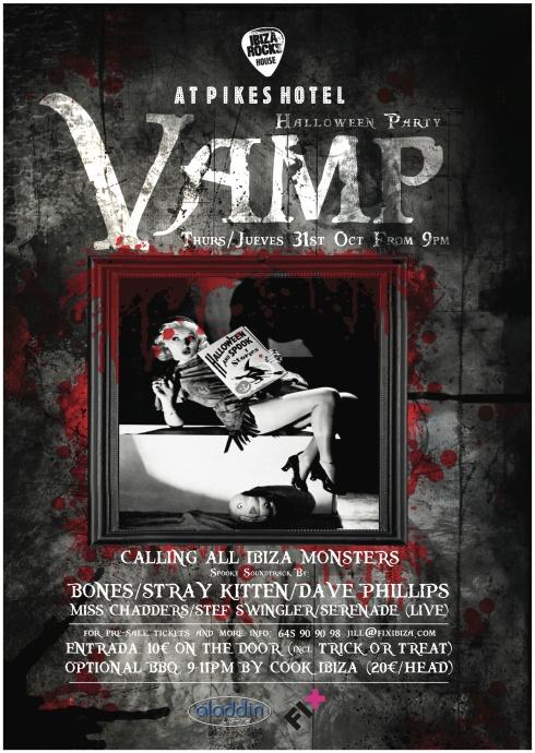 VAMP-HALLOWEEN-POSTER